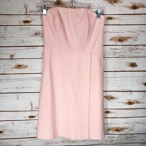Vineyard Vines by Shep & Ian Pink strapless dress
